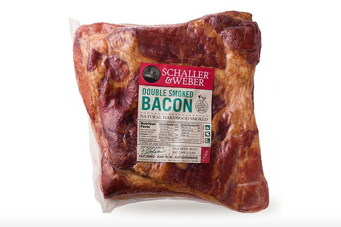 Schaller & Weber Double Smoked Bacon
