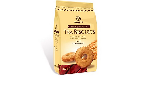 Donia Classic Tea Biscuits (350g)