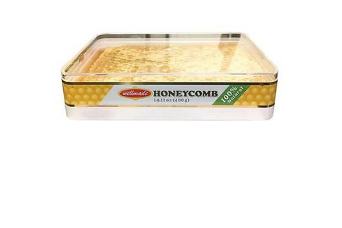 Wellmade Honeycomb 100% Natural (400g)