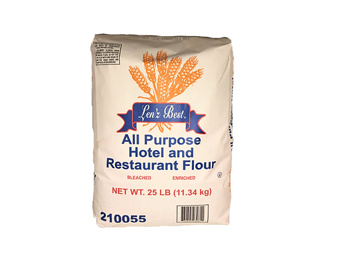 Lenz Best All Purpose White Flour