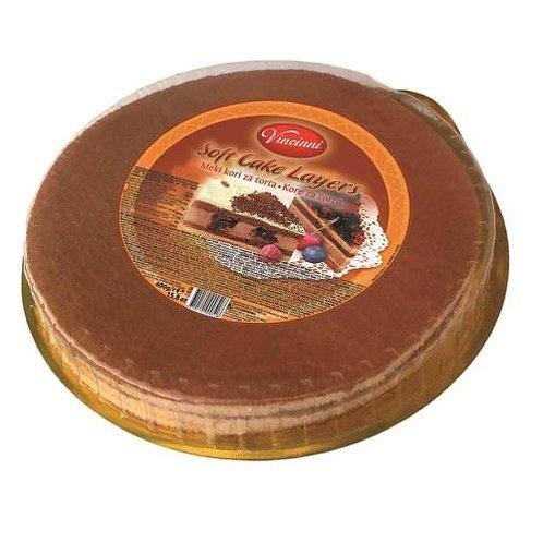 Vincinni Soft Cake Layers Chocolate (400g)