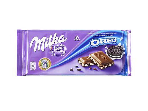 Milka Oreo Chocolate
