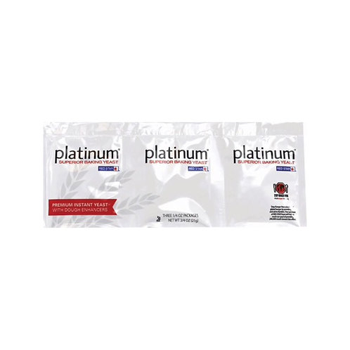 Red Star Platinum Premium Active Dry Yeast (21g)
