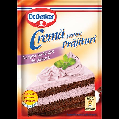 Dr. Oetker Cream Filling Mix Forrest Fruits 50g