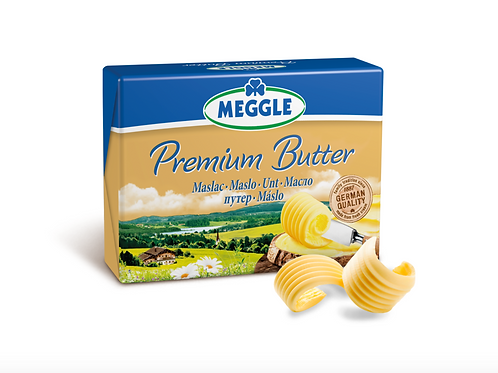 Meggle Premium Butter Unsalted