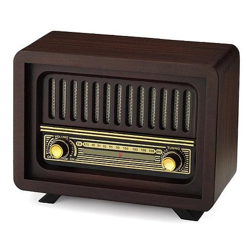 Nostaljik Ahşap Radyo Çamlıca / Nostalgic Wooden Radio Camlıca