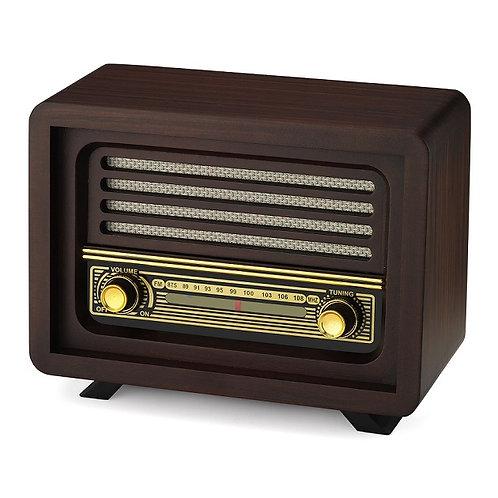 Nostaljik Ahşap Radyo Laleli / Nostalgic Wooden Radio Laleli