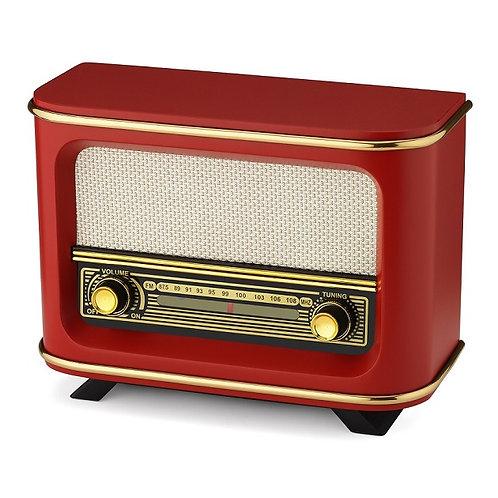 Nostaljik Radyo İstanbul Kırmızı /  Nostalgic Radio İstanbul Red Kopyası