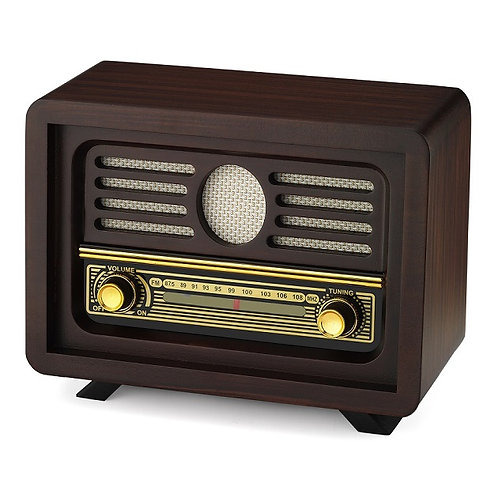 Nostaljik Ahşap Radyo Üsküdar / Nostalgic Wooden Radio Üsküdar
