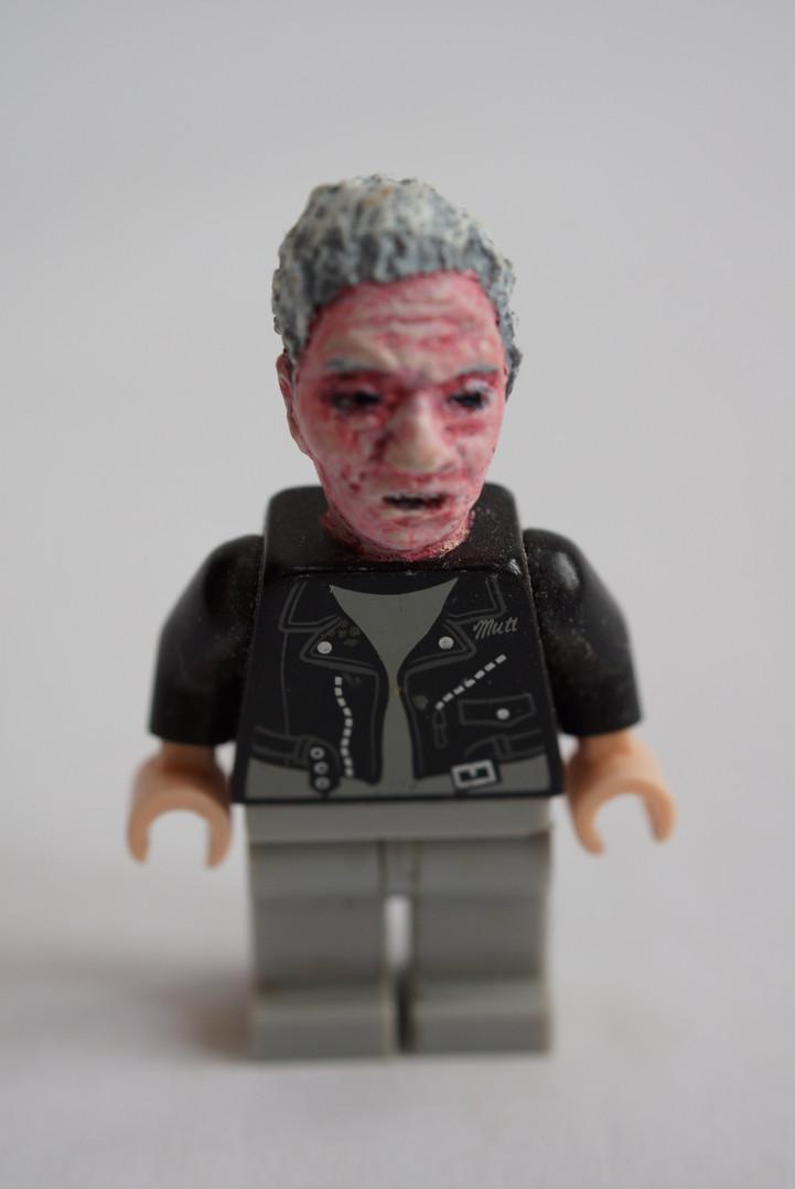 Customised Lego figure