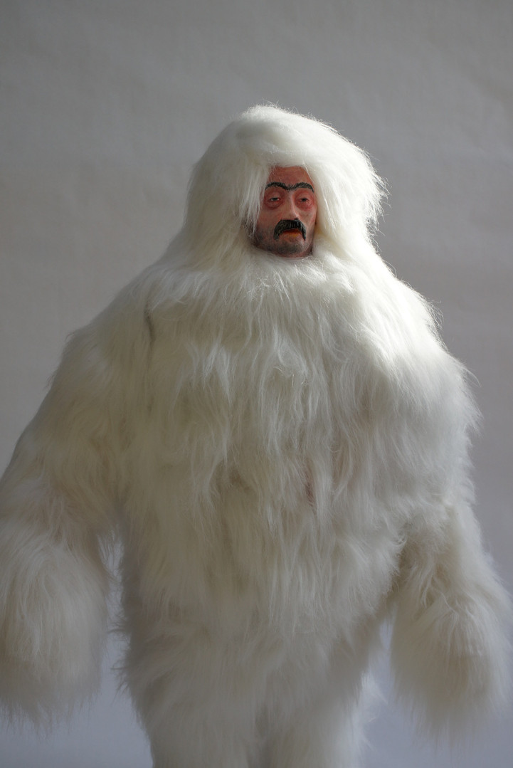 Abominable Resin, artificial fur