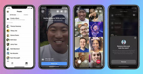Facebook lanza su propio Zoom sin límite de tiempo