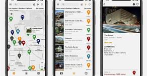 Una app para hacer #turismo arquitectónico