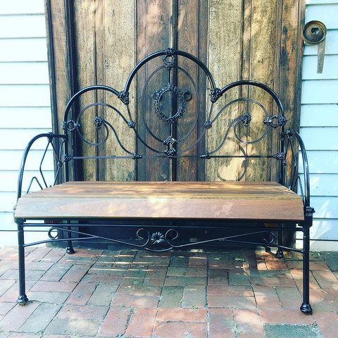 Antique Bed Chairs