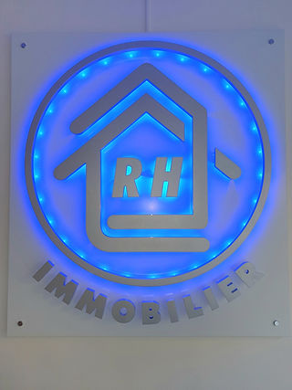 Logo interieur RH