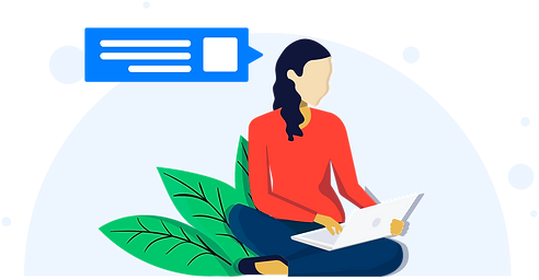 sitting-woman-flat-concept-illustration.