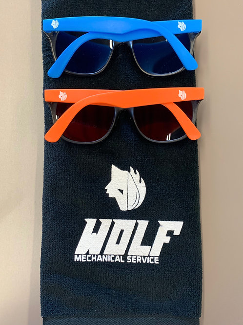 Dual Pack Wolf Sunglasses - Limited Time Only