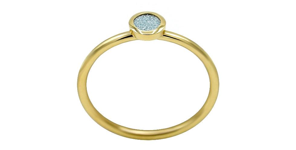 Ring Petite - Gold / Platin