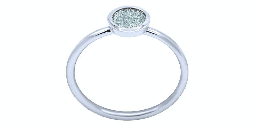 Ring Ronde - Gold / Platin
