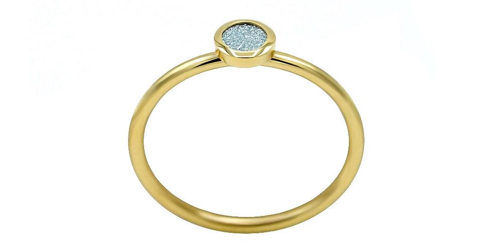 Ring Petite - Gelbgold, Roségold, Platin