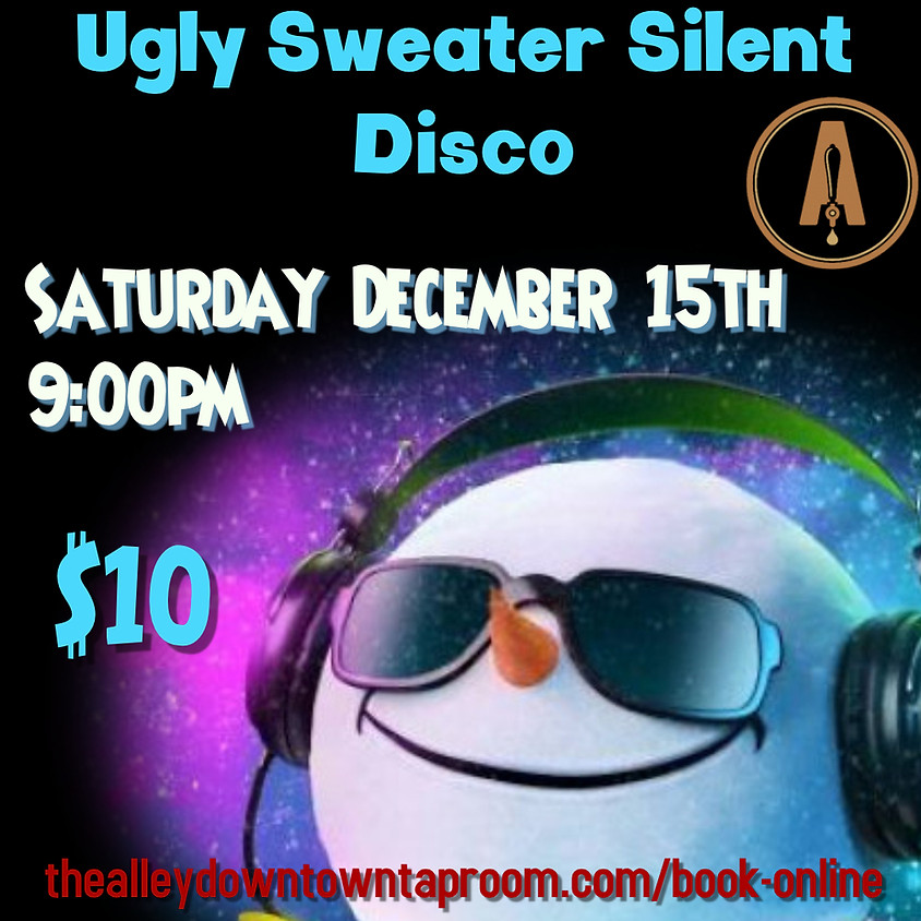 Tacky Christmas Silent Disco