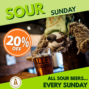 Copy of Sour Sundays - Made with PosterM