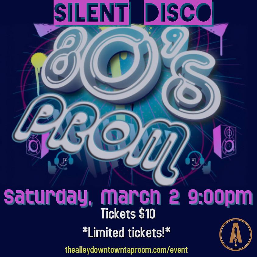 80s Prom Silent Disco