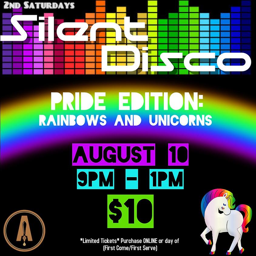 Pride Silent Disco