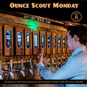 Copy of Ounce Scout Mondays - Made with