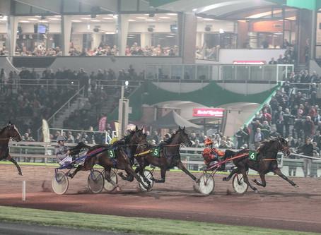 Le 7 octobre dès 18h30, courses de trot régionales et Grand Prix d'Amiens Métropole !