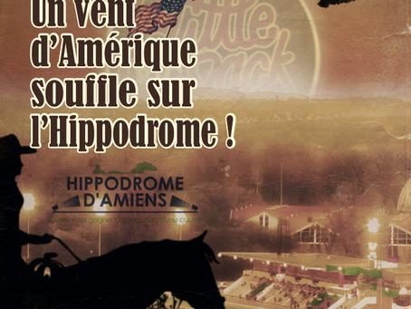 Un vent d'Amérique souffle sur l'Hippodrome le 23 avril 2016 dès 19h