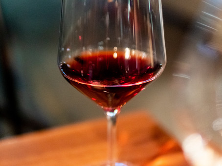 Mon #Pinot #Noir des #Marche en #Italie
