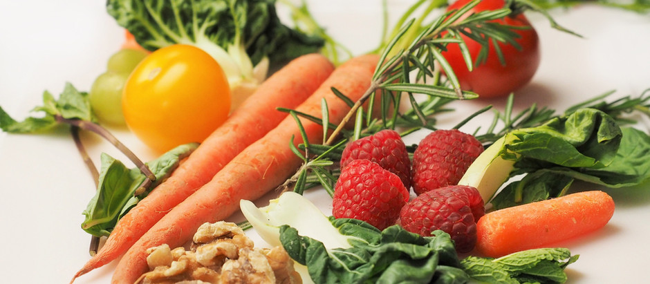 Alimentos ideales para ayudarte a alcanzar un balance físico y emocional