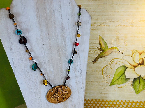 Adela Garden Love Necklace