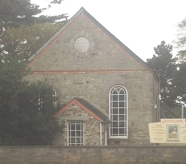 Gloweth Chapel,gospel hall,Bibe Christian chapel,Cornish chapel,open brethren