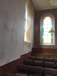 Glweth Chapel, chapel renovations
