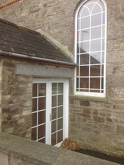 Gloweth Chapel, gospel hall, brethren, open brethren, Cornish chapel
