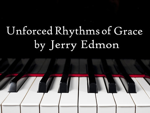 Unforced Rhythms Of Grace (Music Download)