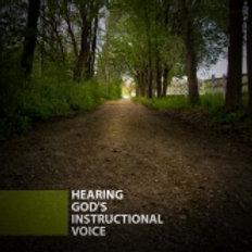 Hearing Gods Instructional Voice (3-part Audio Series)