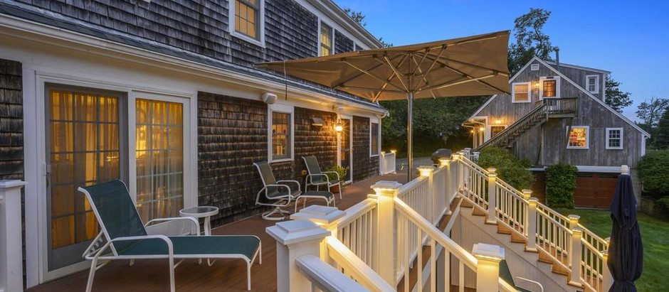 TOP 5 CHATHAM LISTINGS UNDER $2 MILLION PERFECT FOR ENTERTAINING