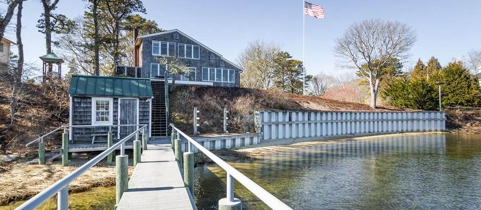 TOP 5 COTTAGE STYLE LISTINGS IN BARNSTABLE COUNTY