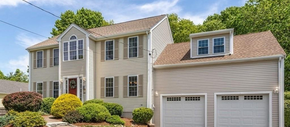 TOP 5 LISTINGS IN ABINGTON NEW TO MARKET