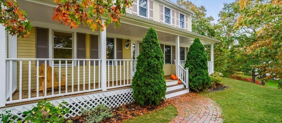 TOP 5 LISTINGS IN BARNSTABLE COUNTY UNDER $600K