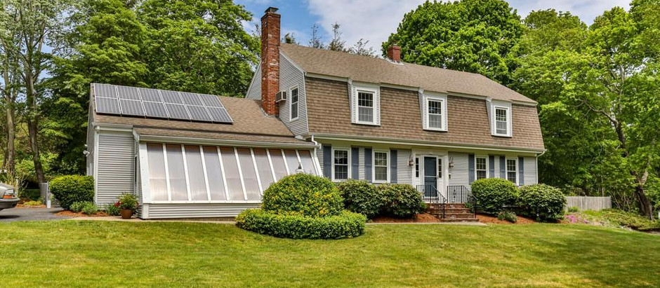 TOP 5 COLONIAL STYLE LISTINGS NEW TO MARKET