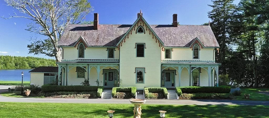 TOP 5 LISTINGS BUILT IN THE 1800S