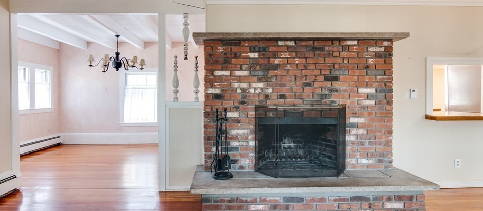 TOP 5 LISTINGS FEATURING FIREPLACES