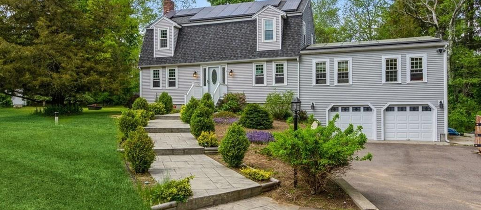 TOP 5 NEWLY LISTED HOMES IN BRIDGEWATER