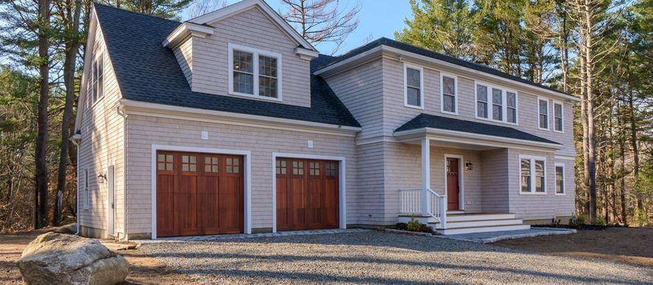 TOP 5 NEW CONSTRUCTION HOMES