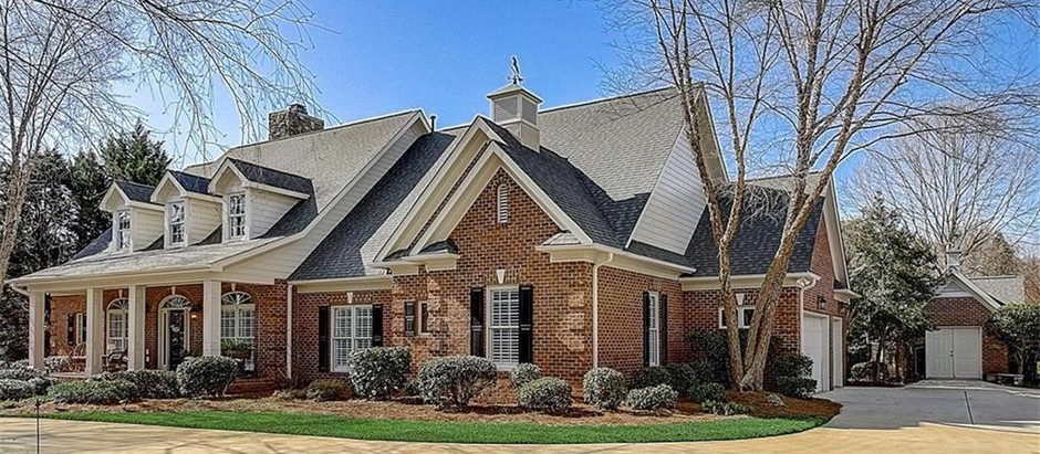 TOP 5 BEAUTIFUL HOMES IN DAVIDSON NEW TO THE MARKET