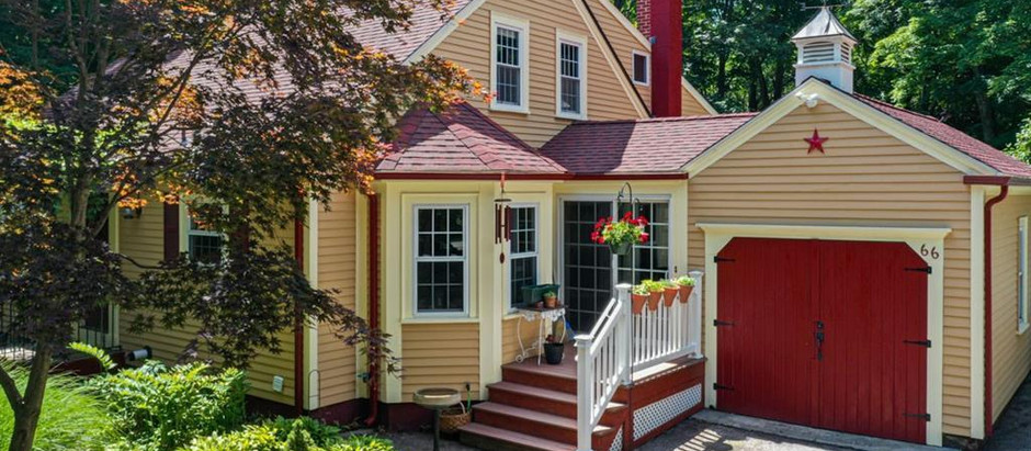 TOP 5 CENTRAL RI NEW LISTINGS UNDER $400K